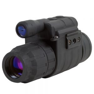Sightmark Ghost Hunter night vision monocular with powerful IR illuminator to help see in total darkness
