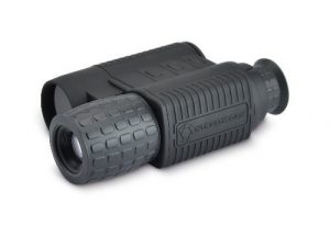 Compact night vision monocular made by Stealth Cam