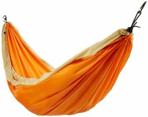 Hammocks leave a smaller footprint, as well as provide a much better night's sleep while camping.