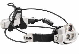 The Petzl Nano headlamp has everything you need, including automatic brightness adjustment and a 575-lumen LED
