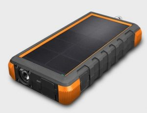 The ToughTested Bigfoot has 24,000 mAh worth of power and will provide 60 hours talk time.