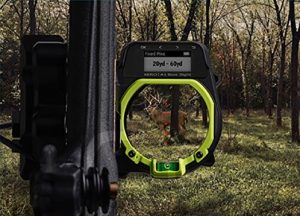 The Garmin Zero A1 is the first bow-mounted digital laser rangefinder on the market.